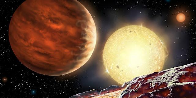 Jovem de 15 anos descobre planeta a 1000 anos-luz