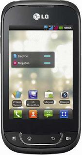 LG Optimus P698