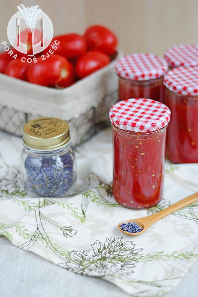 Konfitura pomidorowa