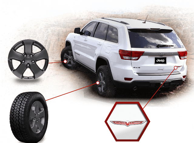 Tow Capacity Jeep Trailhawk