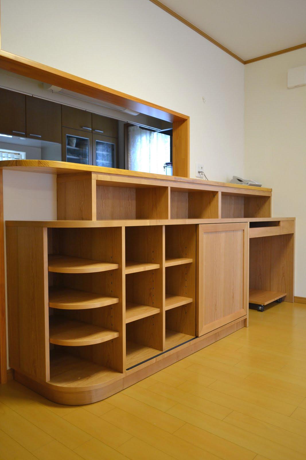 キッチン ikea キッチン 収納 ブログ : キッチンカウンター下の収納 ...
