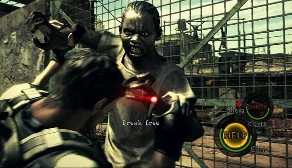 download game resident evil 5 pc highly compressed