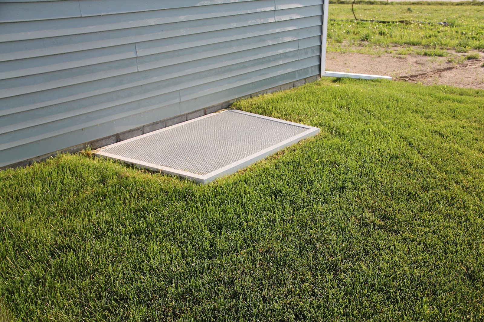 Why Buy It When You Can Build It Egress Window Well Covers