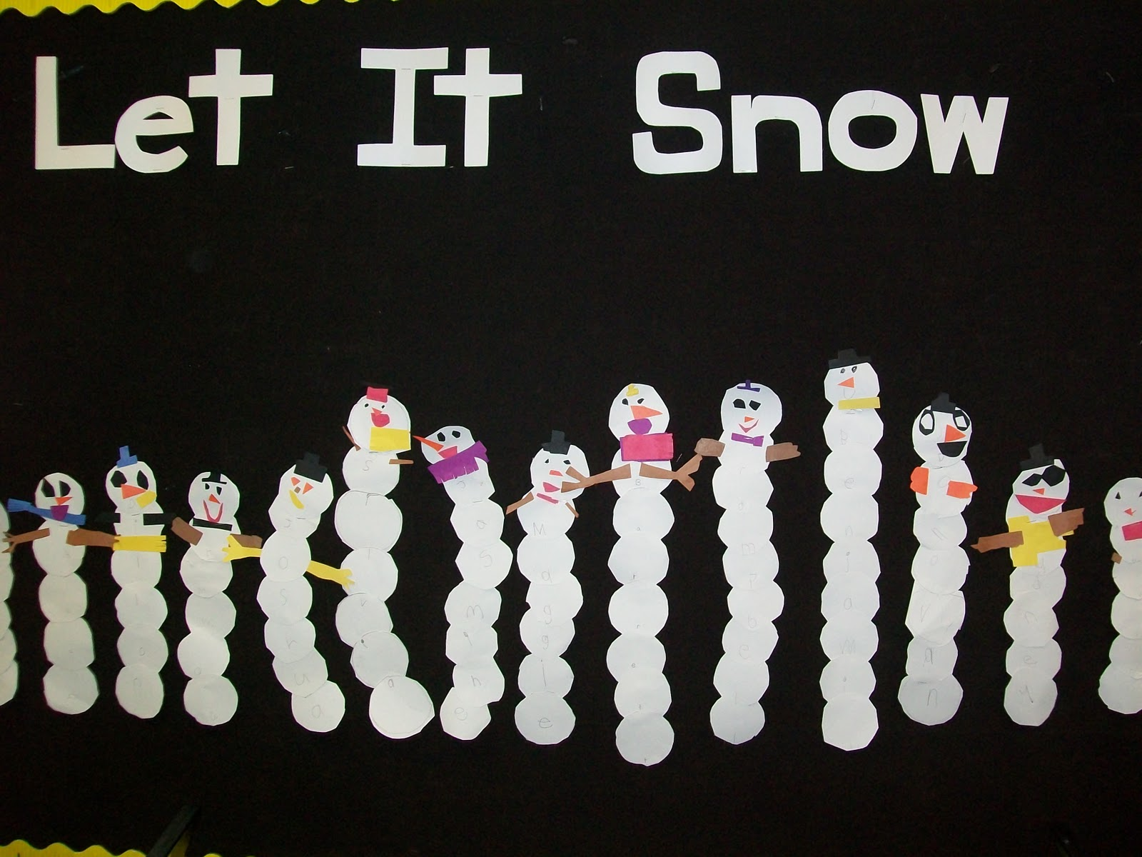 These cute snowman are lined up on our bulletin board waiting for it -2.bp.blogspot.com
