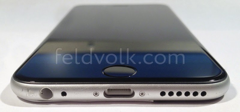 iPhone 6 更多外型照片流出