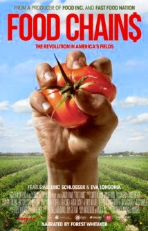 Food Chains (2014) DVDRip 300MB