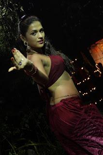 Shraddha Das Dance stills from movie Nankam Pirari