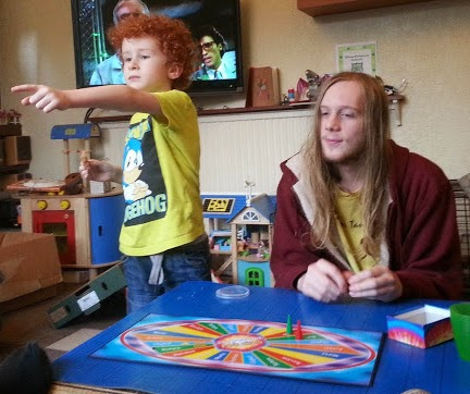 People playing Articulate For Kids