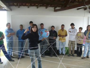 Educação Ambiental Participativa nas Obras