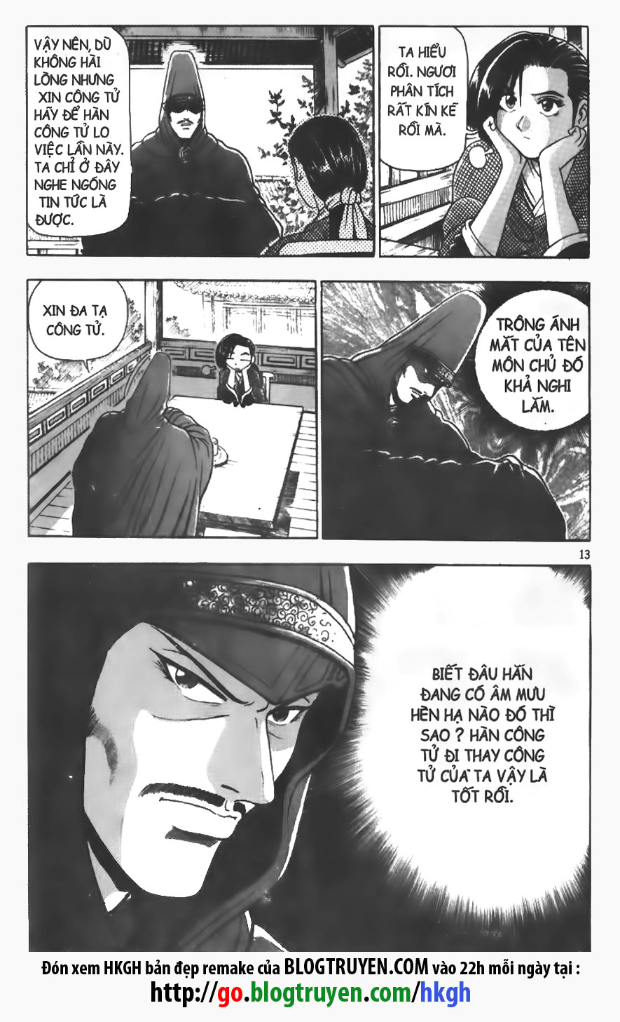 Hiệp Khách Giang Hồ chap 117 page 14 - IZTruyenTranh.com