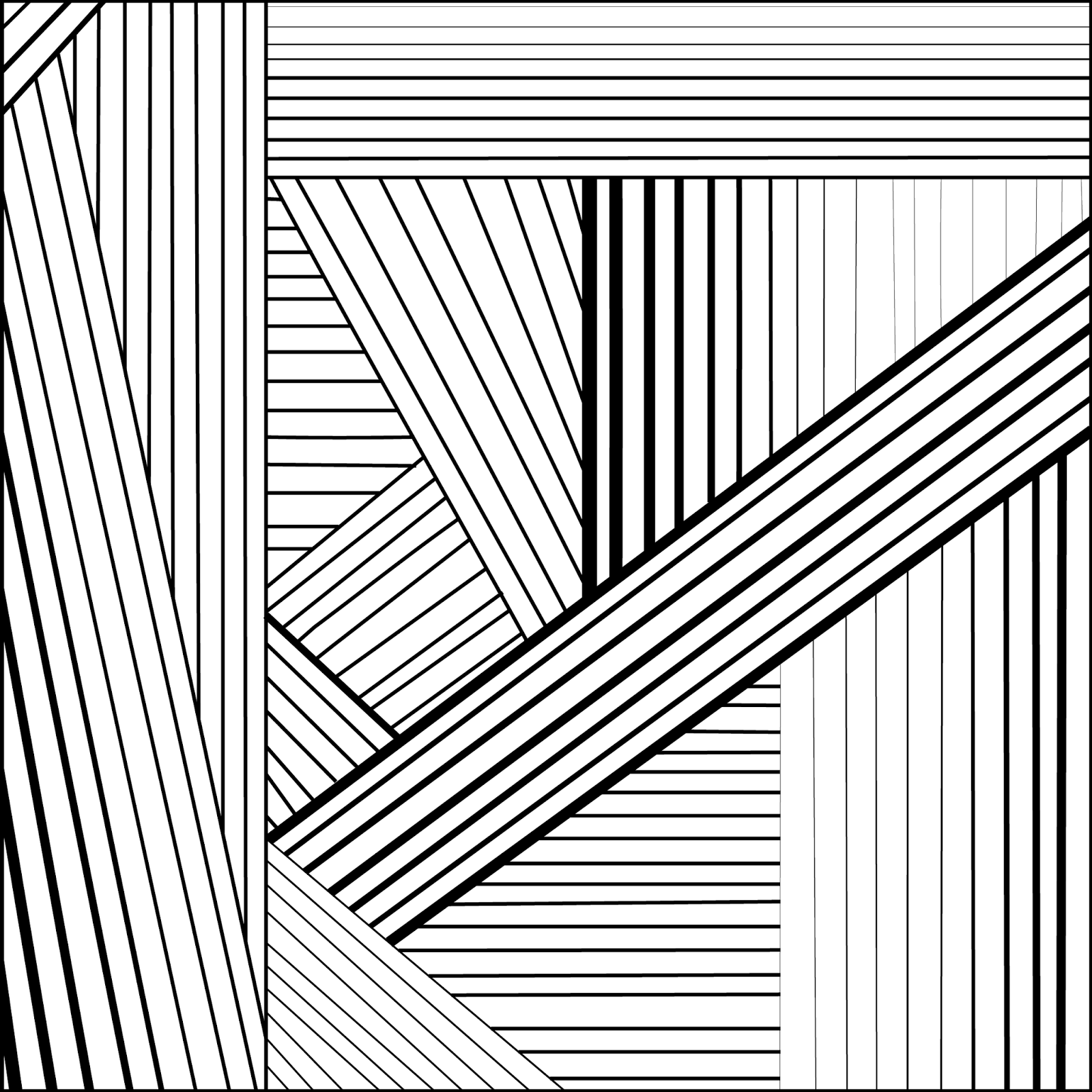 Some random art blog: Rhythm assignment
