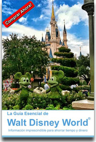 Gua Esencial de Disney World