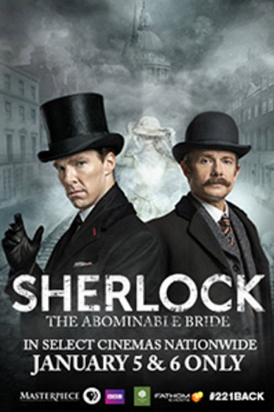 Film Sherlock: The Abominable Bride 2016