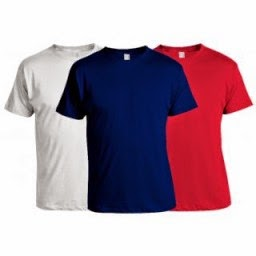 Buy Combo of 3 Stylish Round Neck T-shirts (WRNB) at flat 70% off at Shopclues