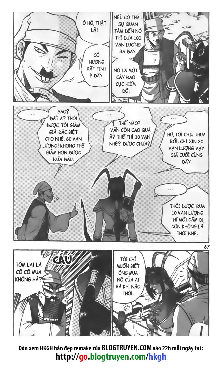 Hiệp Khách Giang Hồ - Hiệp Khách Giang Hồ Chap 273 - Pic 16