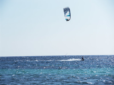 Kite surfing, Ibiza