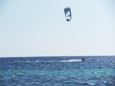 Kite surfing, Ibiza