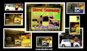 Selamat Datang ke Murni Homestay, Melaka! Terbaek!