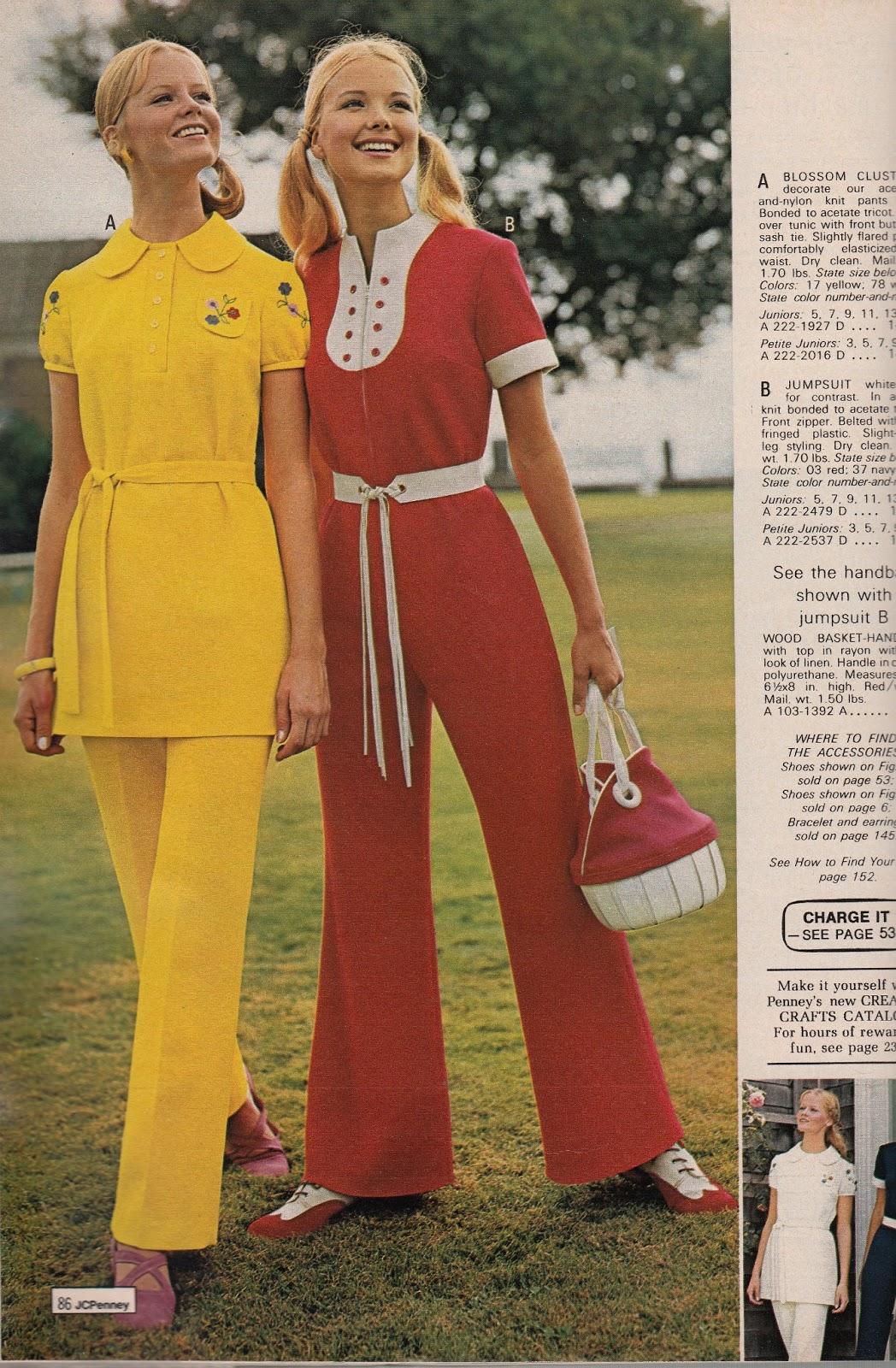 Early Fall Fashions