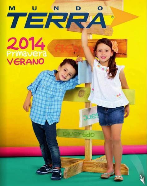 catalogo terra 2014 calzado kids PV