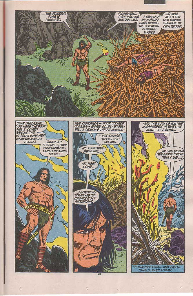 Conan the Barbarian (1970) Issue #240 #252 - English 17