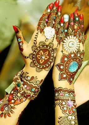 Best Eid Mehndi Designs For Hands