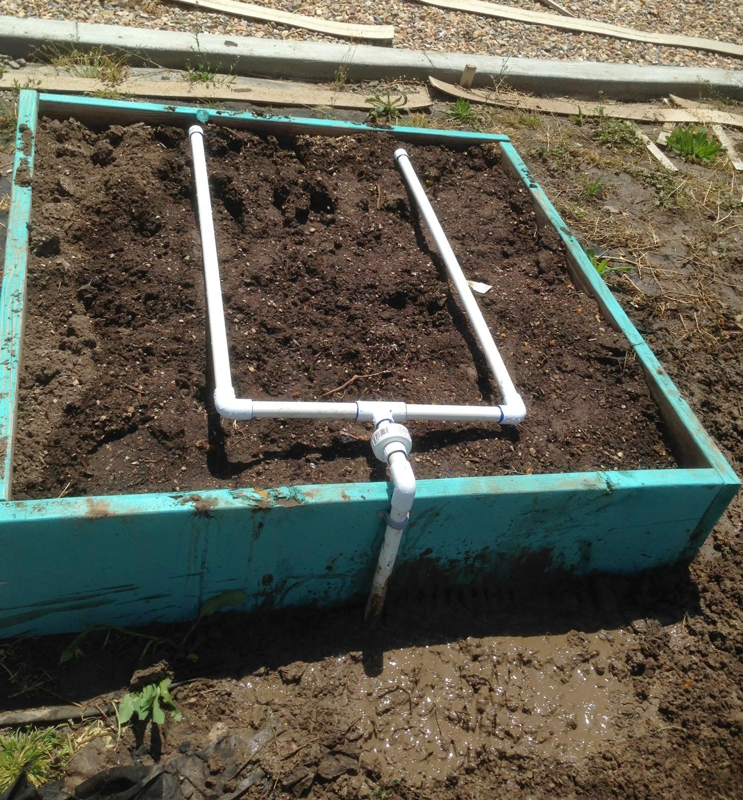 chapman place garden box sprinkler system