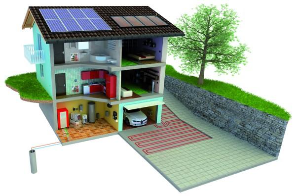 Отопление дома на водороде своими руками