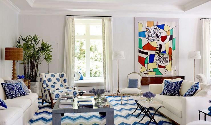 In love with beauty interior design by robert couturier - Robert couturier interior design ...