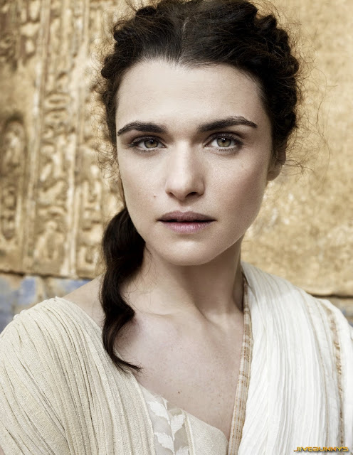 Rachel Weisz in Fantastic and Artistic Ancient Egypt Beauty