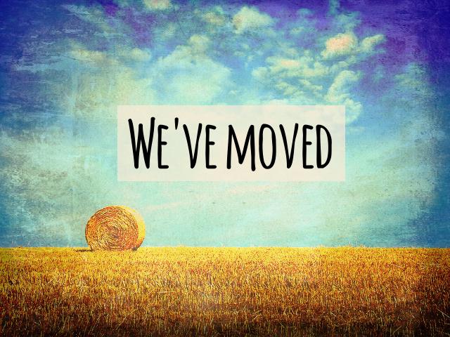блог переехал