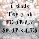 3 x Pearly Sparkles Top 3