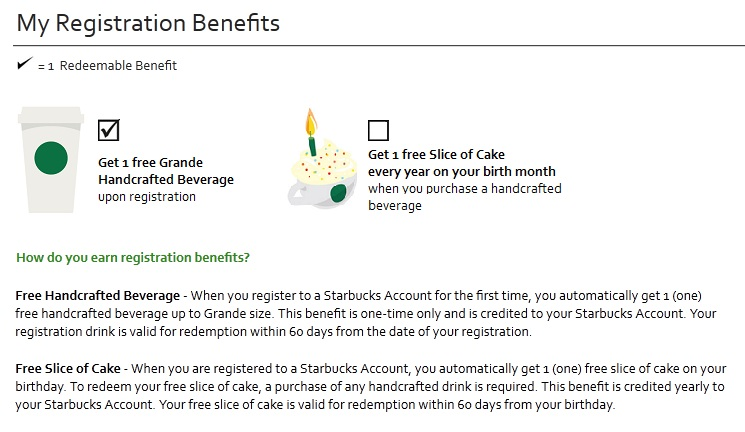 Info About The Starbucks Card