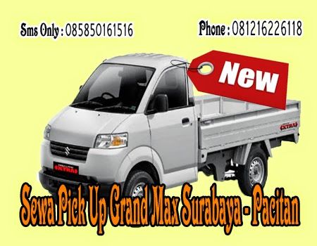 Sewa Pick Up Grand Max Surabaya - Pacitan