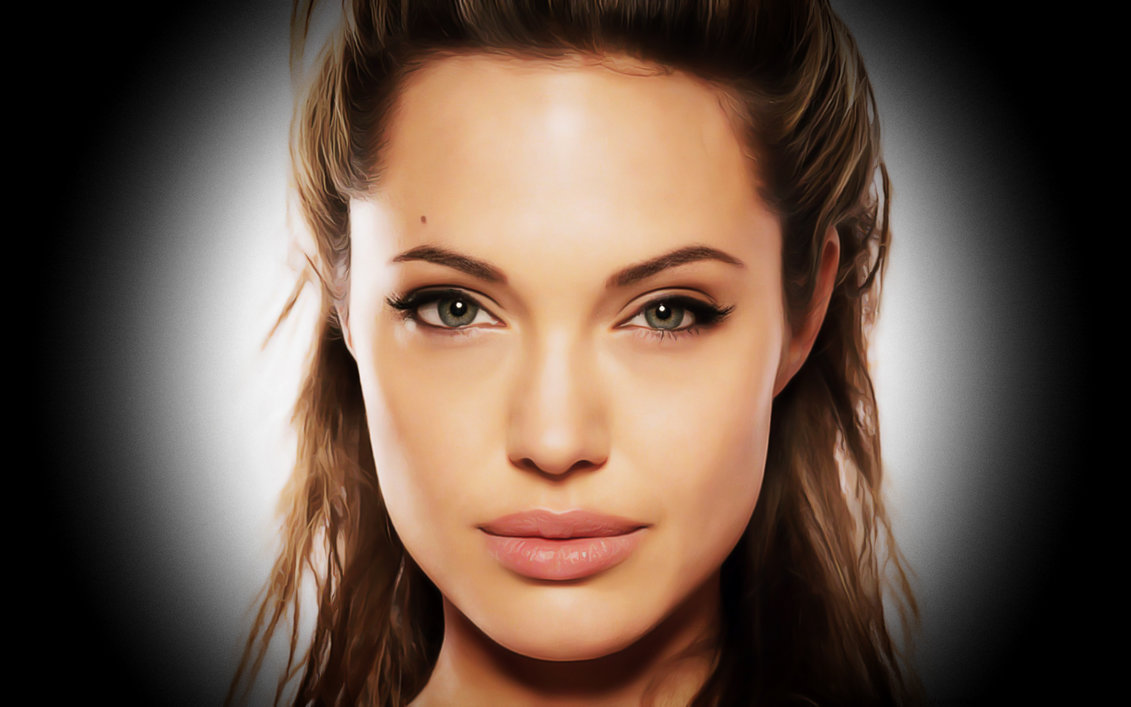 Angelina Jolie 2014 HD Wallpaper