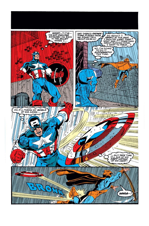 Captain America (1968) Issue #383 #316 - English 25