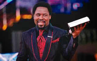 "TB Joshua On Jim Iyke's Deliverance - ""Are things not working for him? """