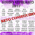 Reto bingo literario