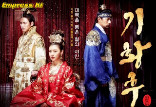 Download K-Drama Empress Ki Episode 13-14