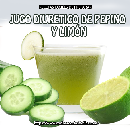 limones,pepino,agua