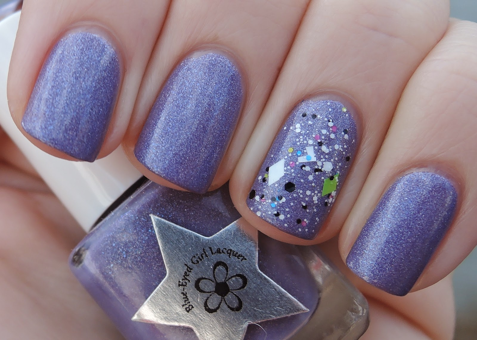 Blue-Eyed Girl Lacquer Too Plump