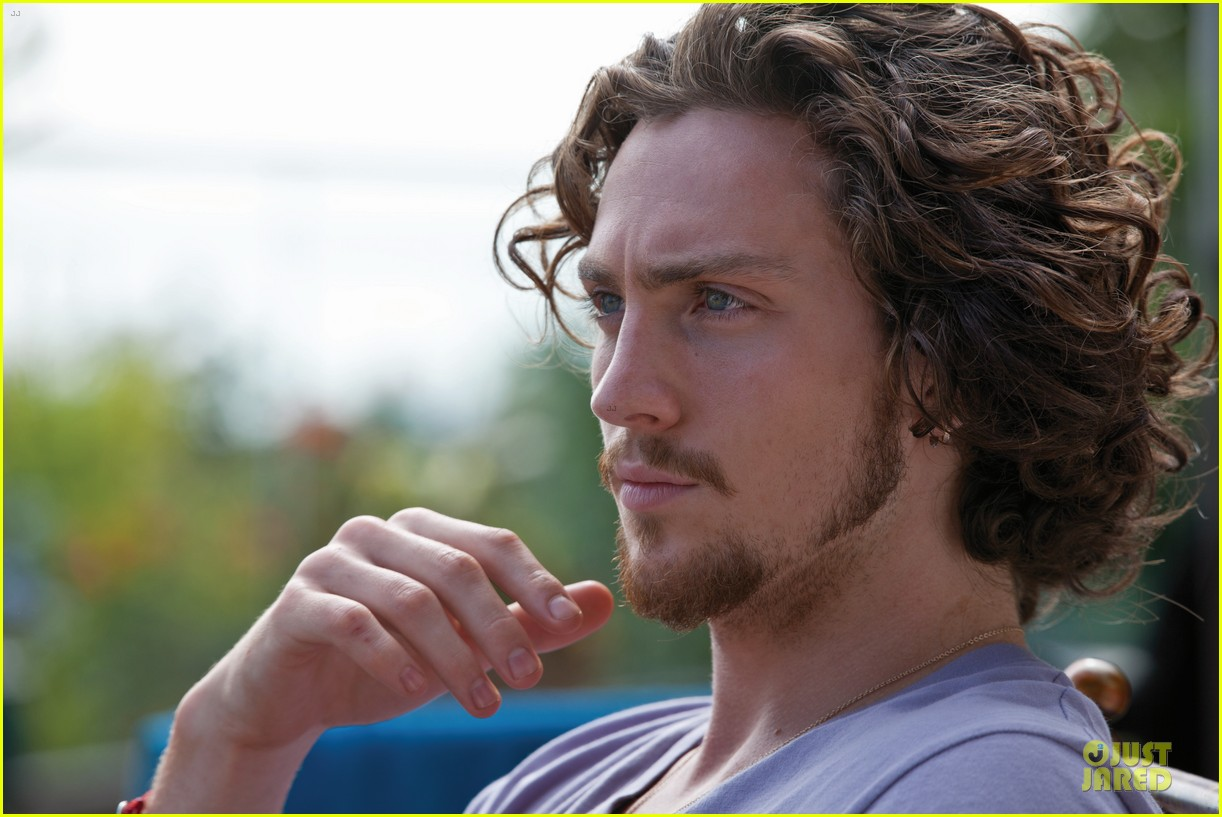 Aaron Taylor-Johnson  Savages  2012 Aaron Taylor Johnson Savages Tattoo
