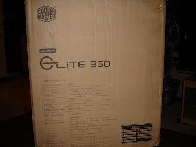 CoolMaster GLite 360