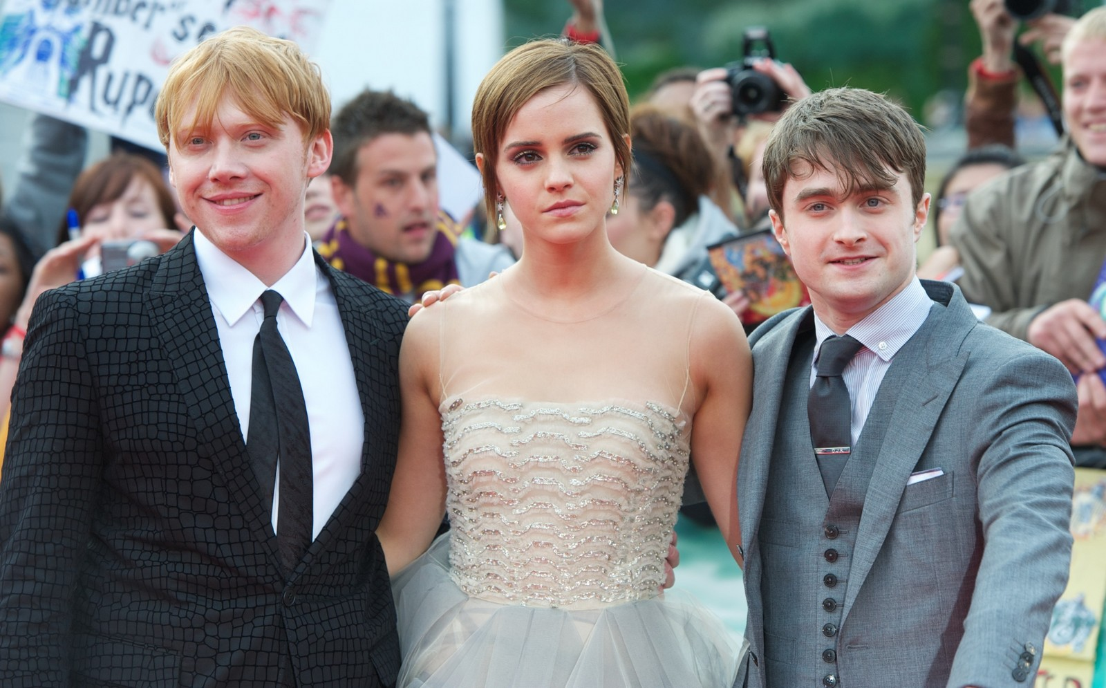 Deathly hallows pt 2 premiere new york 11 july 2011
