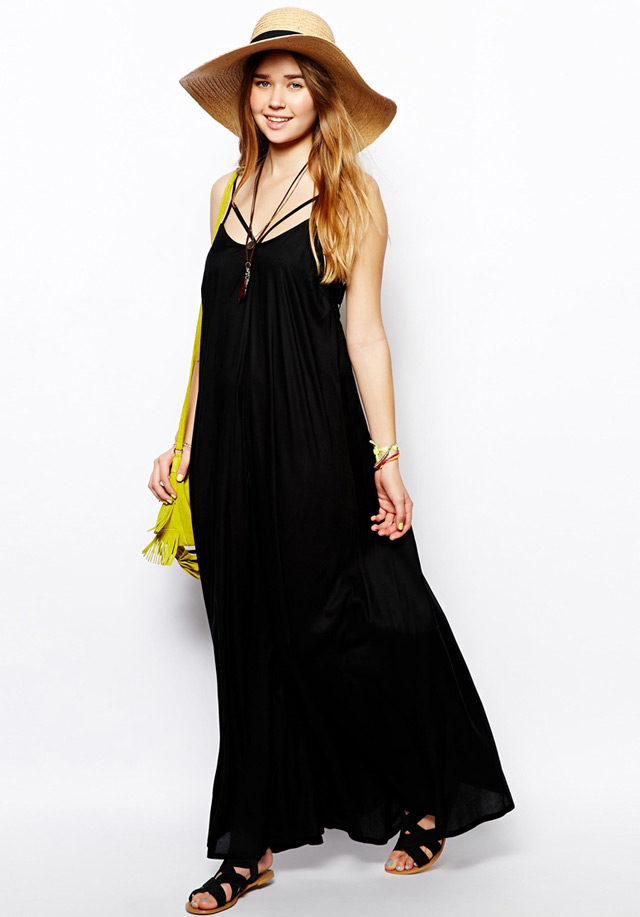 #maxidress #black #maxi #dress by Street Style Seconds