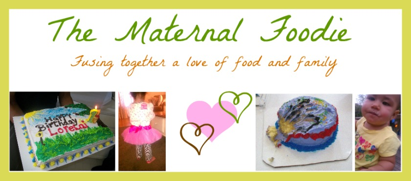 The Maternal Foodie