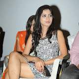 Ruby Parihar Photos in Short Dress at Premalo ABC Movie Audio Launch Function 95