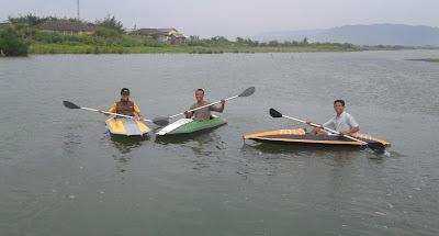Trio Kayak
