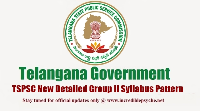 How to Download Telangana TSPSC Group II Services Syllabus in Telugu