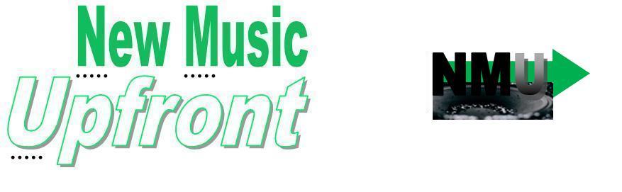 New Music Upfront